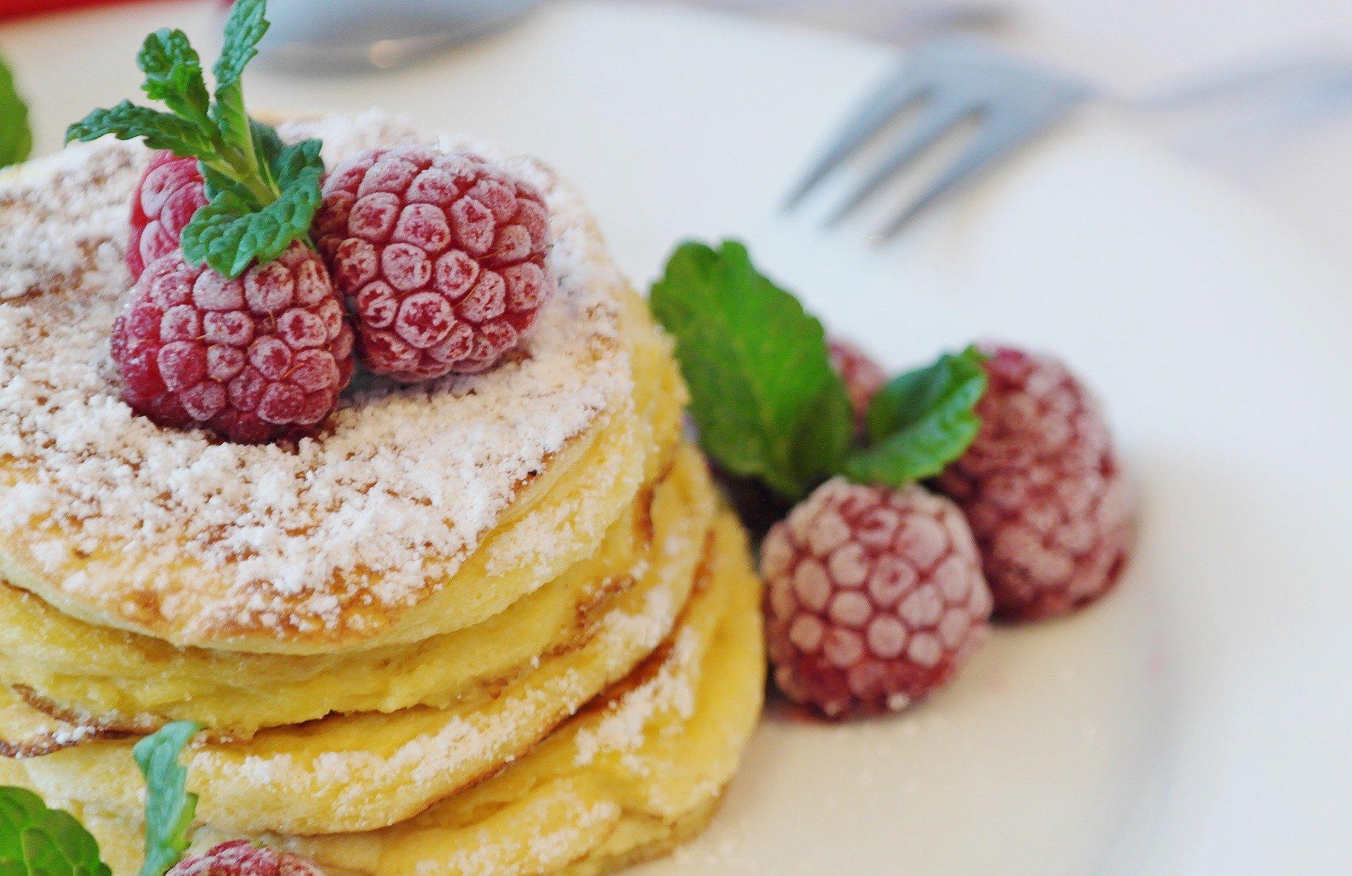 Colazione da ellsey dolly – Crepes o Pancakes? Tutti e due!